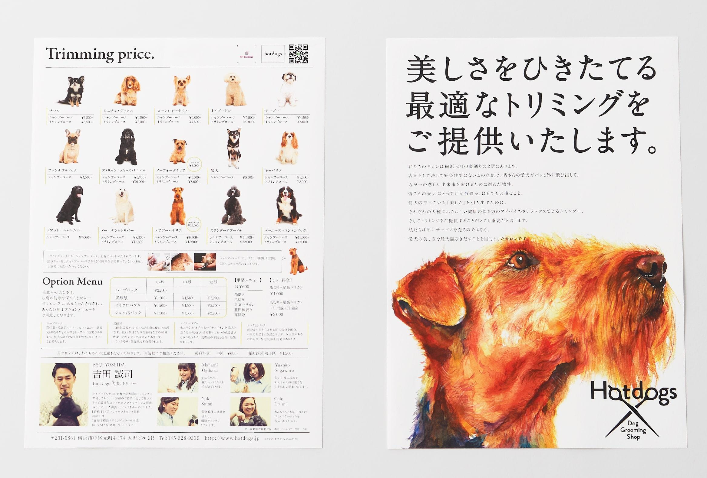 Hot dogsのポスター